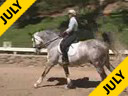Mette Rosencrantz<br>Riding & Lecturing<br>Royal Luck<br>KWPN<br> 8 yrs. old Gelding<br>Training: Prix St. George<br>Duration: 36 minutes