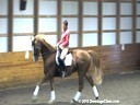 SFMWNY Maplewood Warmbloods<br>Monica Theodorescu<br> Riding & Lecturing<br> Great Gatsby<br> 14 yrs. old Gelding<br> by: Gonzo I<br> Training: I 2/Grand Prix<br> Owner: Mary Armstrong<br> Duration: 44 minutes