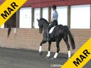Day 1<br> Markus Gribbe<br> Assisting<br> Dominique Culham<br> Felini<br> Westphalen<br> 7yrs. old Gelding<br> Training: 3rd Level<br> Owned By:<br> Linda Woody<br> Duration: 40 minutes