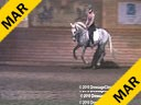 Day 2<br> Markus Gribbe<br> Assisting<br> Leslie Reid<br> Kobal<br> Andalusian<br> 4 yrs. old Stallion<br> Training: 1st Level<br> Owner: Leslie Reid<br> Duration: 32 minutes