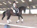CDS Junior Young Rider Clinic<br> Charlotte Bredahl<br> Assisting<br> Miriah  Mather<br> Nimbus do Mirante<br> 20 yrs old Stallion<br> Lusitano<br> Training: Intermediare1<br> Duration: 27 minutes