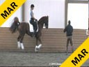 Day 1<br> Markus Gribbe<br> Assisting<br> Dominique Culham<br> Utango<br> KWPN<br> by: Contango<br> 9 yrs. old Gelding<br> Training: PSG/1-1 Level<br> Owner: Denise Turner<br> Duration: 41 minutes