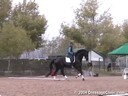 Charlotte Bredahl<br> Riding & Lecturing<br> Eskada<br> 7 yrs. Old Gelding<br> KWPN<br> Training: PSG<br> Owner:  Sayoko Nakatani<br> Duration: 31 minutes