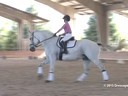 CDS Junior Young Rider Clinic<br> Charlotte Bredahl<br> Assisting<br> Isabell Pavone<br> Prince of Diamonds<br> 13 yrs. Old Gelding<br> Irish Sport Horse<br> Training: 2nd level<br> Duration: 27 minutes