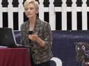 GDFNA Global Dressage Forum North America<br> Dr. Hilary Clayton<br> A Lecture on the<br> Development of the<br> Dressage Horse<br> Duration: 42 minutes
